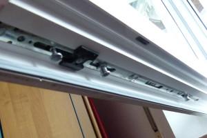 Einbruchschutz Fenster - Pilzkopfzapfen
