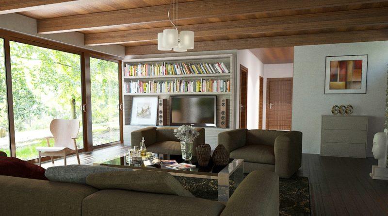 Die richtige Terrassentür fürs Wohnzimmer